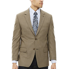 IZOD® Check Classic-Fit Sportcoat