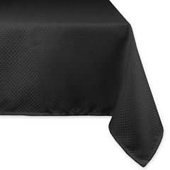 Design Imports Elegant Bead Tablecloth