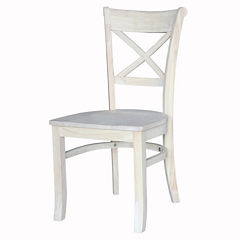 Charlotte X-Back 2-pc. Side Chair
