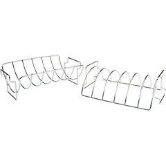 Charcoal Companion® Reversible Rib/Roasting Rack