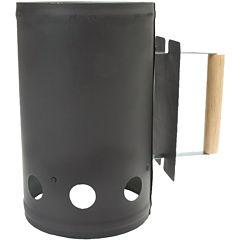 Charcoal Companion® Black Chimney Charcoal Starter