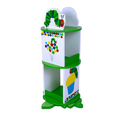 Levels of Discovery® The Very Hungry Caterpillar Revolving Bookshelf