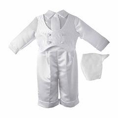 Keepsake 4-pc. Pant Set Baby Boys