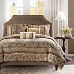 Madison Park Venetian 6-pc. Coverlet Set