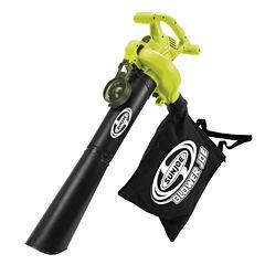 Sun Joe 3-in-1 Electric Blower, Vacuum, Mulcher