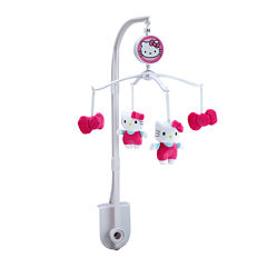 NoJo® Sanrio Hello Kitty Musical Mobile