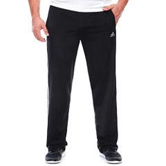 Adidas Adidas Track Pants-Big and Tall