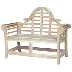 International Concepts Marlborough Patio Bench