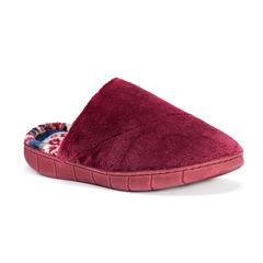 Muk Luks Gretta Slip-On Slippers