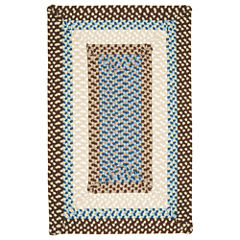 Montego Reversible Braided Indoor/Outdoor Square Rug