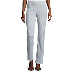 Liz Claiborne® Pull-On Stretch Trousers
