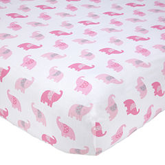 NoJo® Little Love Crib Sheet