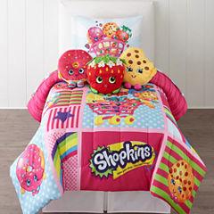 Shopkins Twin/Full Comforter & Accessories