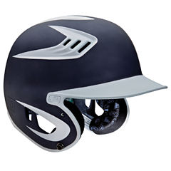 Rawlings 80mph Two-Tone Digi Black Baseball Helmet