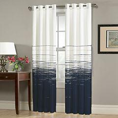 Homewear Thurston Grommet-Top Curtain Panel