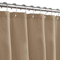 Maytex Fabric Shower Curtain Liner