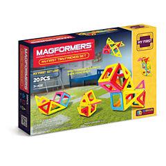 Magformers Tiny Friends Set 20 PC. Set