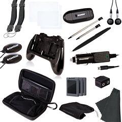 DreamGear DG3DS Nintendo 3DS 20-in-1 Essentials Kit
