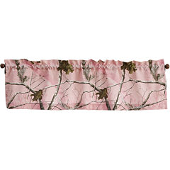Realtree® AP® Tailored Rod-Pocket/Back Tab Valance