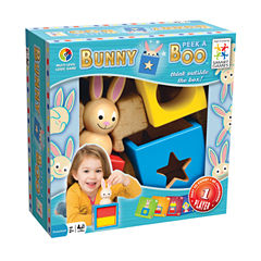 Smart Toys and Games Bunny Peek-a-Boo