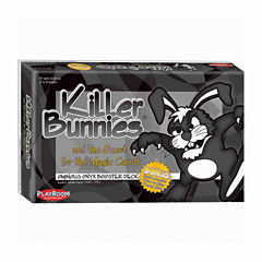 Playroom Entertainment Killer Bunnies and the Quest for the Magic Carrot: Ominous Onyx Booster Deck(11)