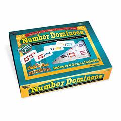 Puremco Number Dominoes - Premium Double 12 Set