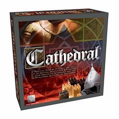 Family Games Inc. Cathedral Game - Classic Edition