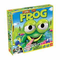 Goliath Fool the Frog