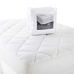 Royal Velvet® Simply Elegant Mattress Pad