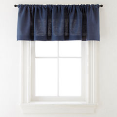 Cameron Rod-Pocket Valance