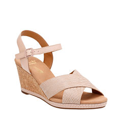 Clarks Helio Latitude Womens Wedge