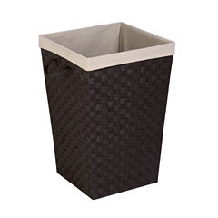 Honey-Can-Do® Woven Strap Hamper with Liner