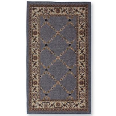 premier washable rectangular rug - 5x8 Rugs