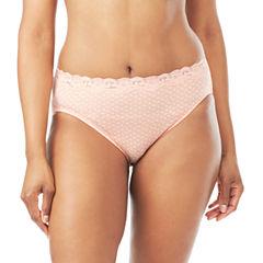 Olga® Without A Stitch® Hi-Cut Brief Panties - 23067