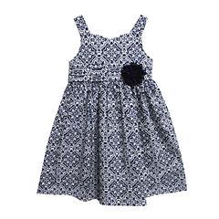 Marmellata Sleeveless Sundress - Preschool Girls