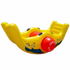 Swimline Sea-Saw Rocker Inflatable Pool Toy