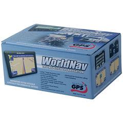 TeleType 769060 WorldNav 7690 High-Resolution 7INTruck GPS with Bluetooth