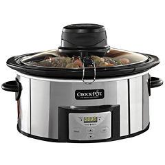 Crock-Pot® Digital Slow Cooker with iStir™ Stirring System
