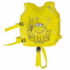 Poolmaster Hungry Frog Vest 1-3 Years Old