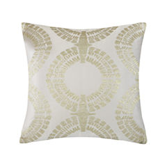 Metropolitan Home Square Throw Pillow