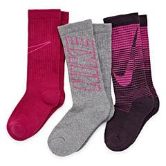 Nike 3 Pair Crew Socks