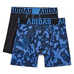Adidas 2-pc. Boxer Briefs - Boys 4-20