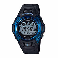 Casio G-Shock Mens Black Strap Watch-Gwm500f-2