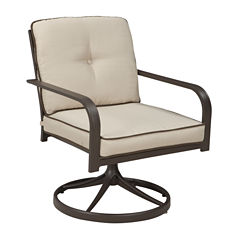 Outdoor by Ashley® Rhodes Swivel Lounge Chair - Set of 2