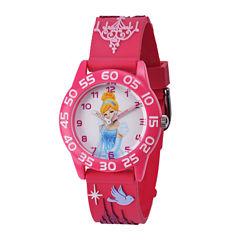 Disney Princesses Cinderella Easy-Read Plastic Strap Watch
