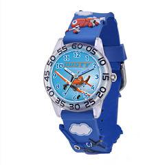 Disney Planes Easy-Read Plastic Strap Watch