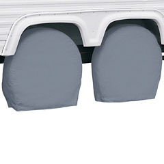 Classic Accessories 80-086-181001-00 RV Wheel Covers, Model 5