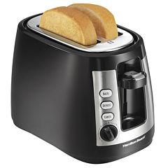 Hamilton Beach® Warm Mode 2-Slice Toaster
