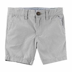 Carter's Pb Woven Short Pull-On Shorts Preschool Boys
