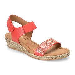 Comfortiva Beck Strap Sandals